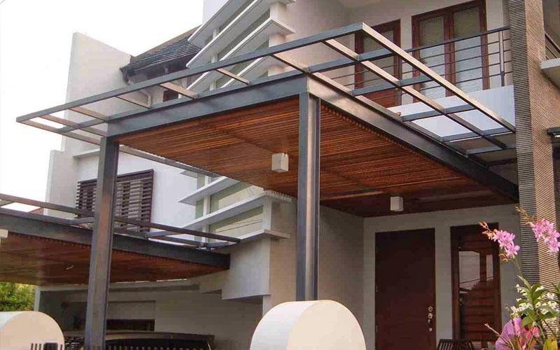 Jasa Pembuatan dan Pemasangan Kanopi Surabaya